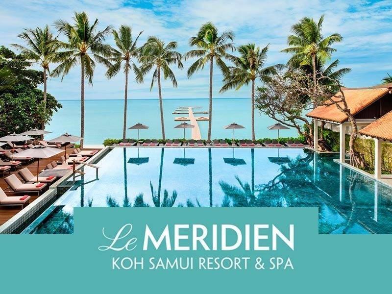 Le Méridien Koh Samui Resort Spa - Luxury Wedding Gallery