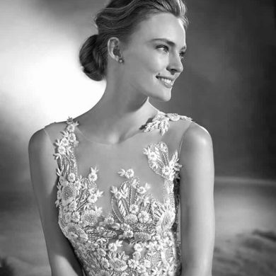 Spring Lace – Pronovias' Haute Couture Collection