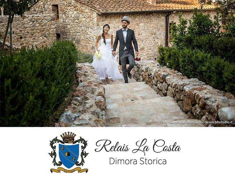 Relais La Costa Tuscany - Luxury Wedding Gallery