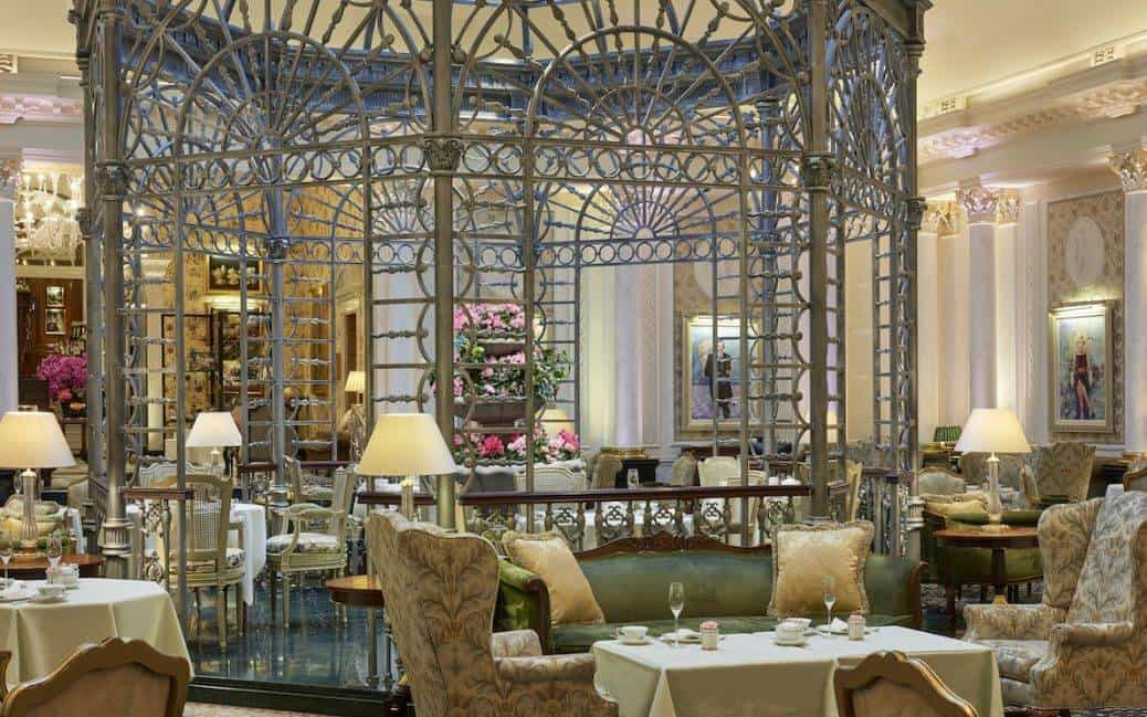 One fine day at The Savoy