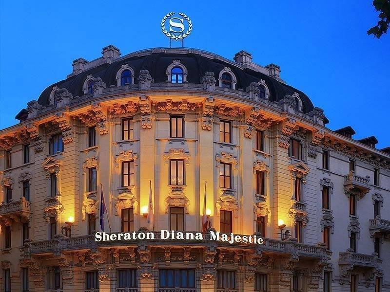 Sheraton Diana Majestic - Luxury Wedding Gallery