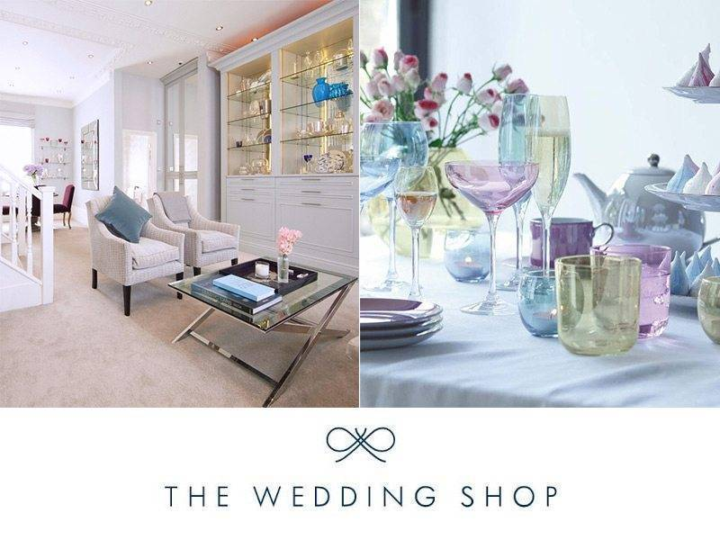 The Wedding Shop – Gift List Gallery
