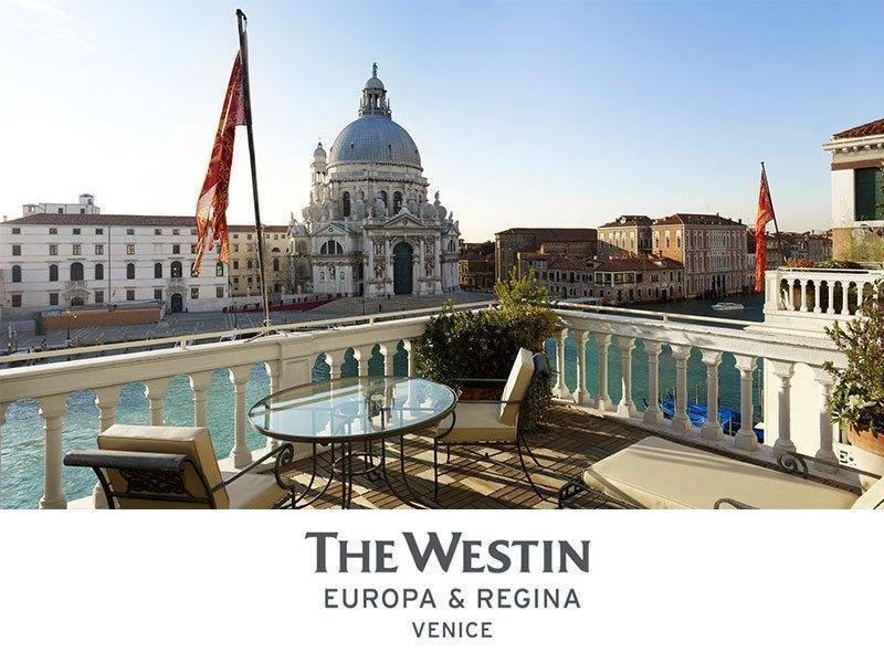 The Westin Europa Regina Venice logo
