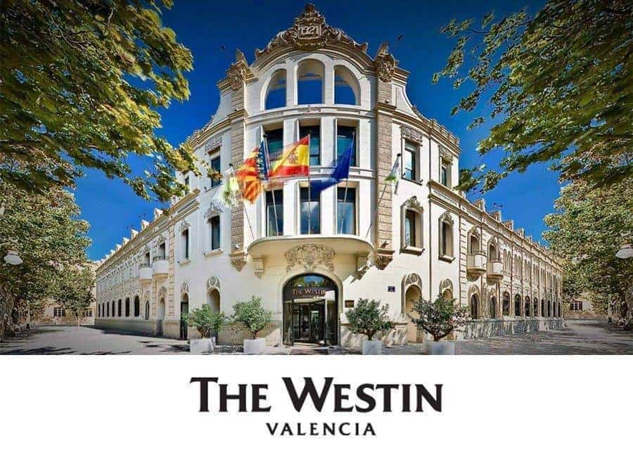 The Westin Valencia - Luxury Wedding Gallery