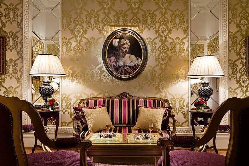 Unique Historic Suite Faberge Suite - Luxury Wedding Gallery