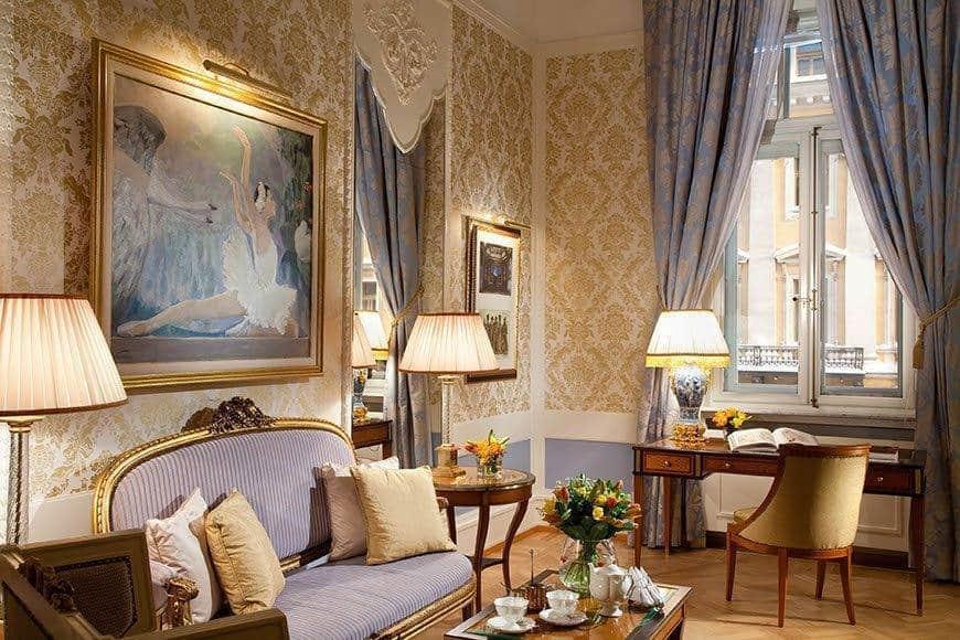 Unique Historic Suite Mariinsky Suite - Luxury Wedding Gallery