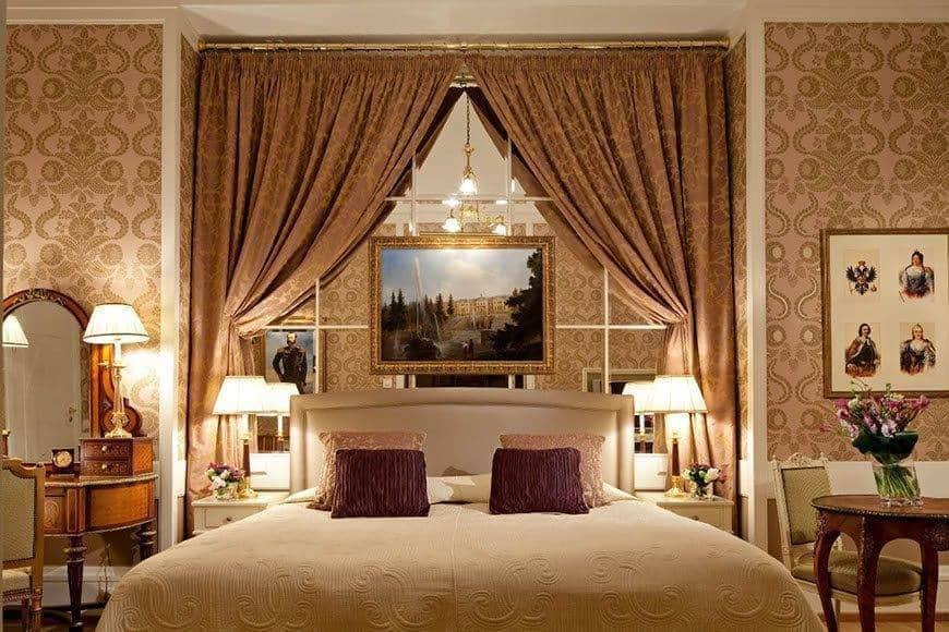 Unique Historic Suite Romanov Suite - Luxury Wedding Gallery