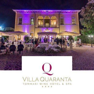 Villa Quaranta 800