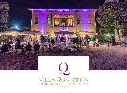 Villa Quaranta Tommasi Wine Hotel & SPA