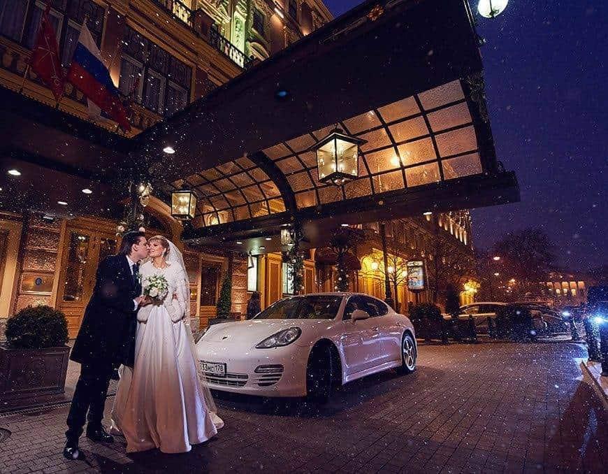 Wedding couple - Luxury Wedding Gallery
