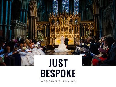 Just Bespoke Wedding Planner