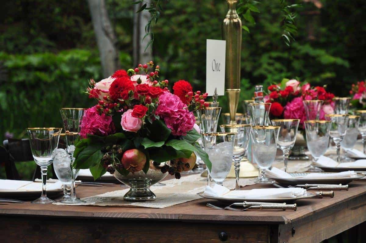 set up - Luxury Wedding Gallery