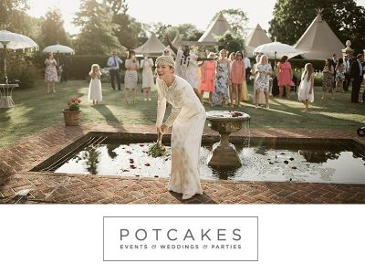 Potcakes Wedding