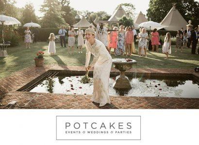 Potcakes Wedding