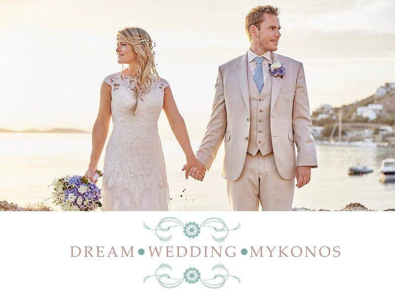 Dream Wedding Mykonos