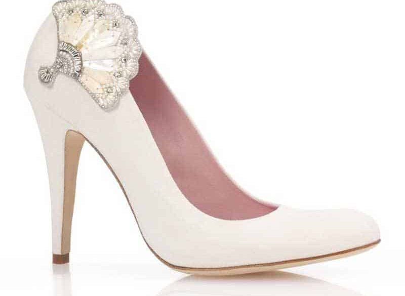 Bespoke Bridal Shoes By Emmy
