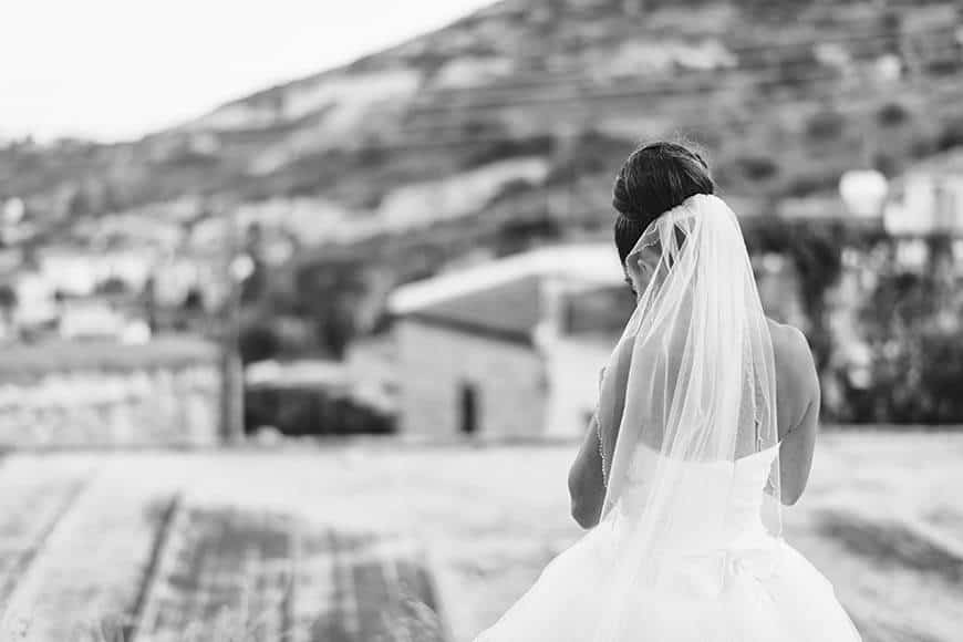 Bride in a cypriot village - Luxury Wedding Gallery