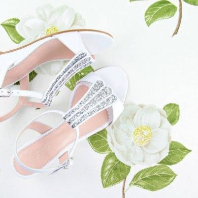Beautifully Crafted Wedding Sandals