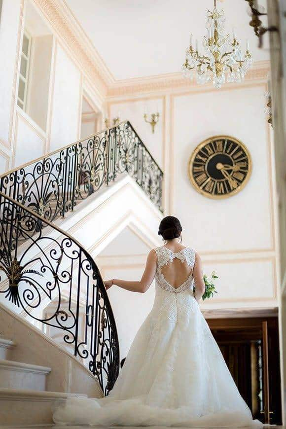 Magestic staircase - Luxury Wedding Gallery