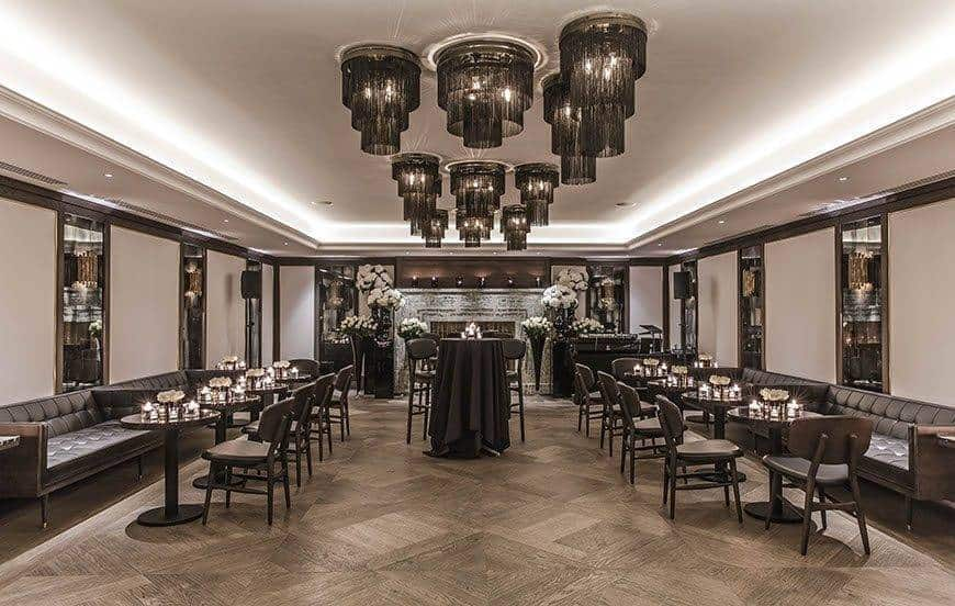 May Fair Private dining room - Luxury Wedding Gallery