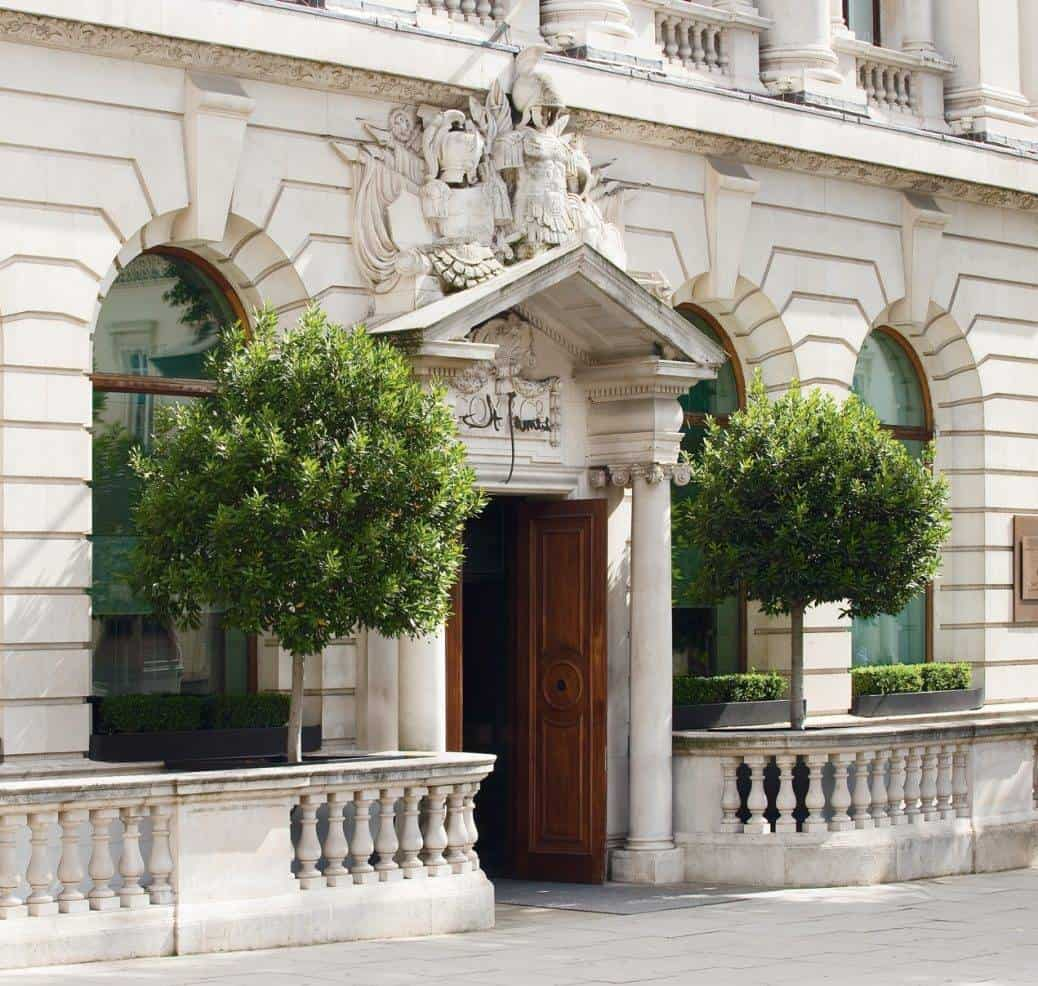 Sofitel London St James: Exterior
