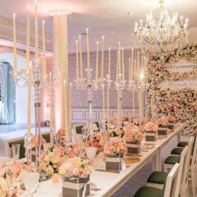 A Sparkling Soiree at The Savoy