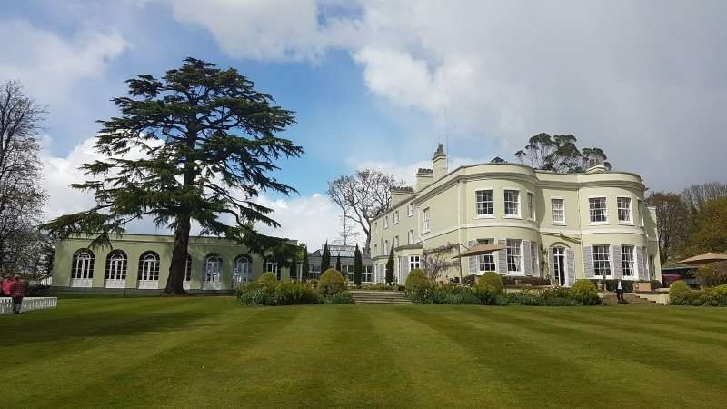 REVIEW: A simply spiffing stay at Deer Park 1