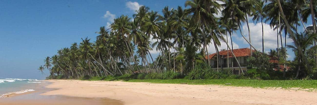 Three stunning hand picked villas for a wedding in Sri Lanka 2