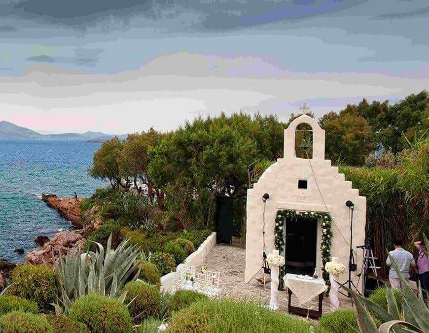 Ag Dionusios Barkiza - Luxury Wedding Gallery