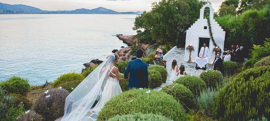 Ag dionisios Varkiza - Luxury Wedding Gallery