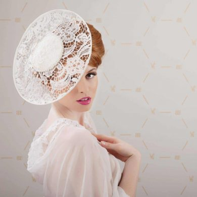 Amazing Headpieces By Beverley Edmondson