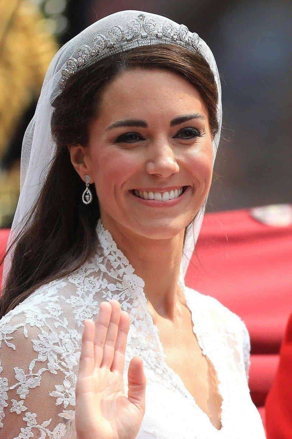 Cartier Halo tiara Duchess of Cambridge