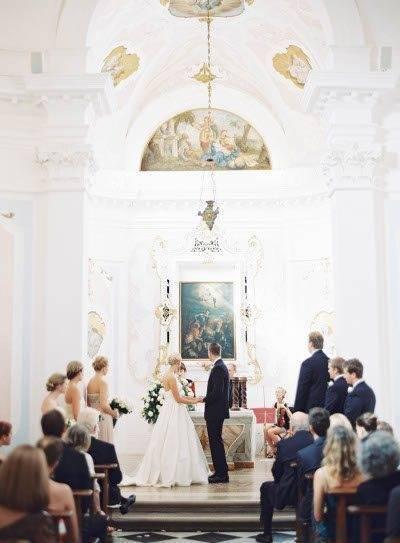 Church - Luxury Wedding Gallery