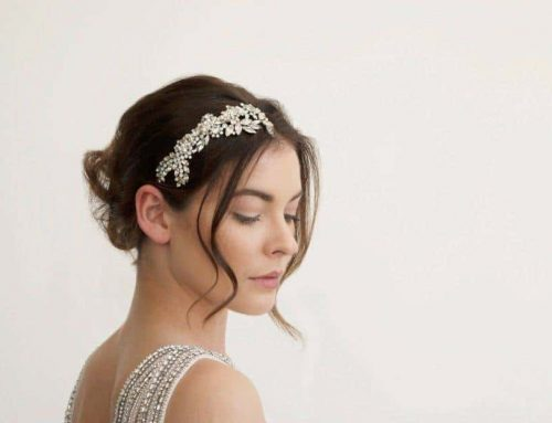 Gorgeous head adornments from Wakeley & Million