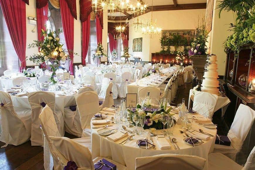 Drawing Room WB 2 - Luxury Wedding Gallery