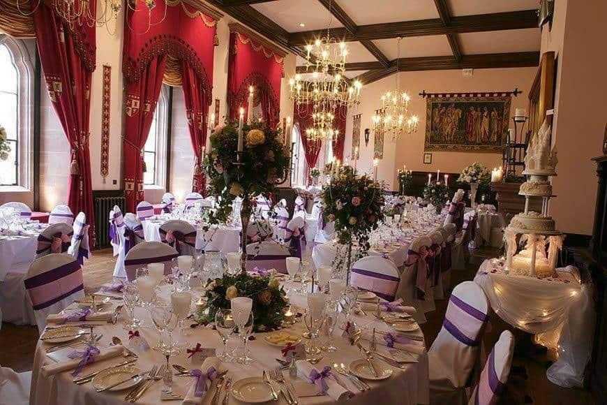 Drawing room 4 - Luxury Wedding Gallery