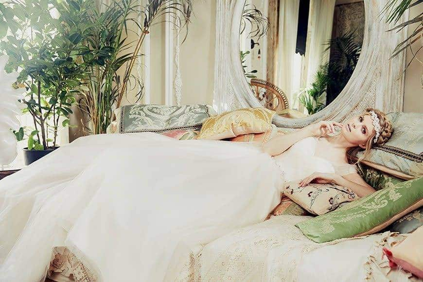 Charlotte Balbier's Bohemian Blush Collection