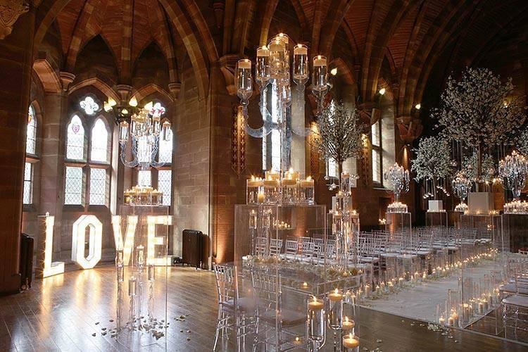 G Hall - Luxury Wedding Gallery