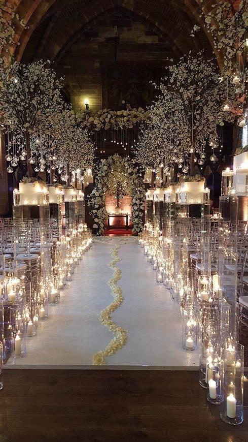 Great Hall Civil Ceremony - Luxury Wedding Gallery
