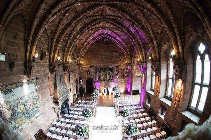 Great Hall - Luxury Wedding Gallery