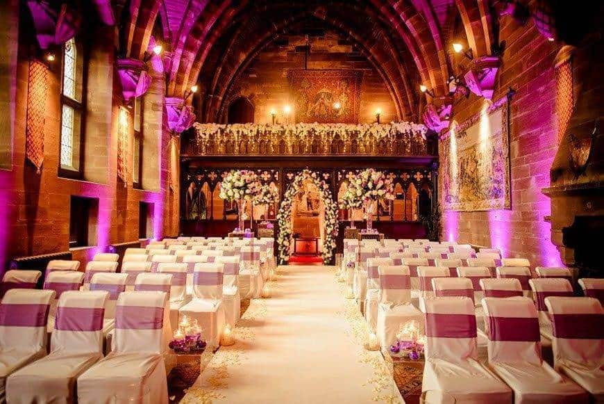 Great Hall2 - Luxury Wedding Gallery