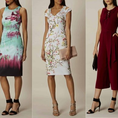 Be the best dressed guest in Karen Millen