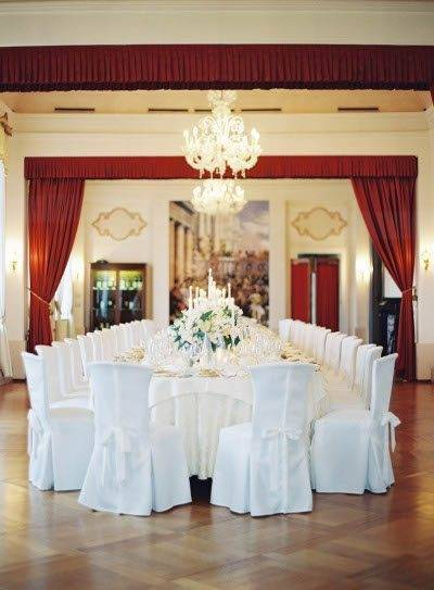 Sala Gaia - Luxury Wedding Gallery
