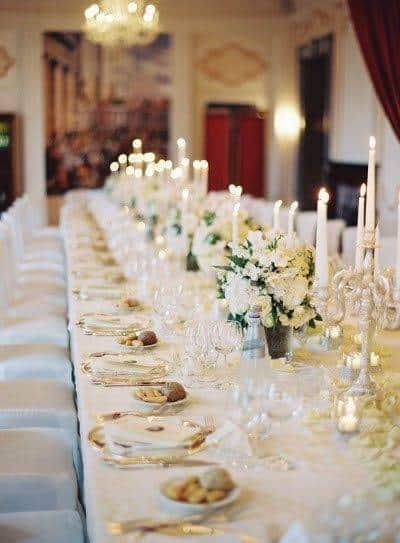 Sala Gaia detail - Luxury Wedding Gallery