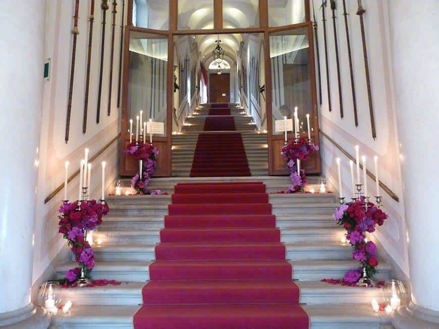 Staircase - Luxury Wedding Gallery