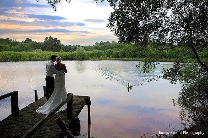 The Lake - Luxury Wedding Gallery