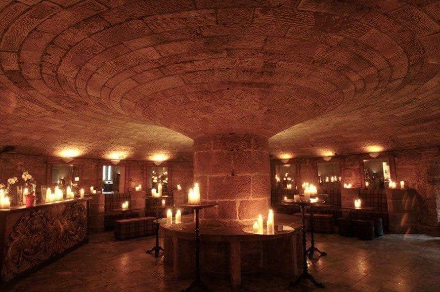 The Wine Cellar - Luxury Wedding Gallery