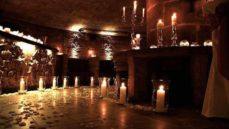 Wine Cellar - Luxury Wedding Gallery