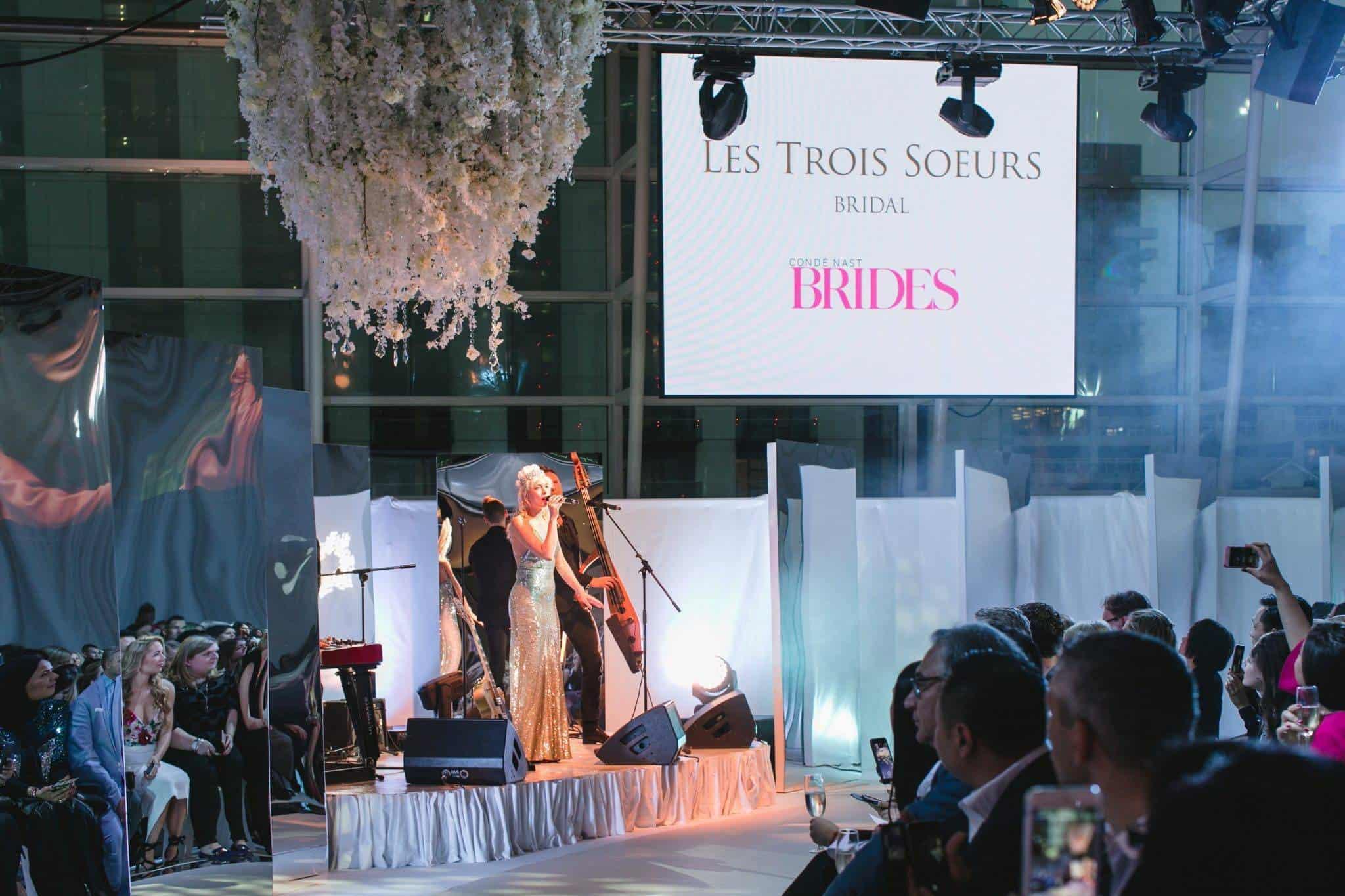 Lady Lingfield of Les Trois Soeurs, Temperley Bridal, Anna Kara, Caroline Castigliano, Lova Bridal, Daalarna Couture and David Fielden, brides magazine, jimmy choo