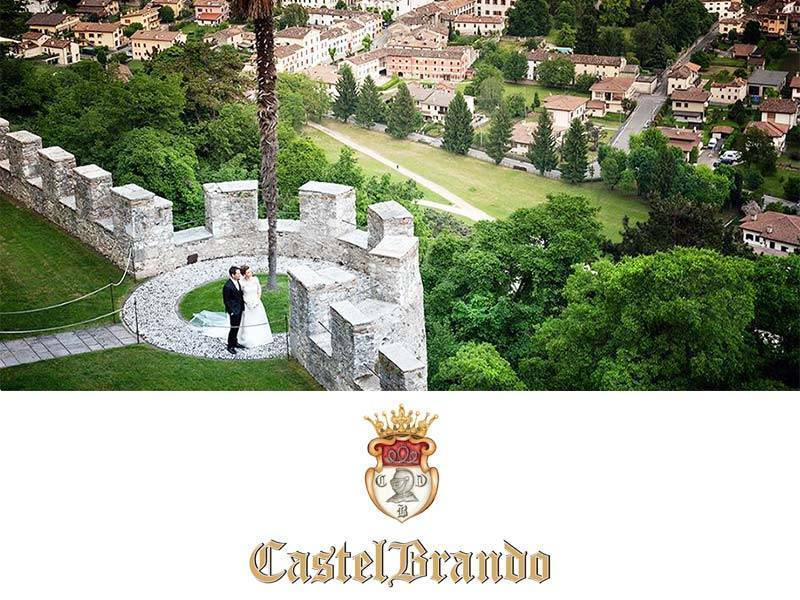 castel brando logo - Luxury Wedding Gallery